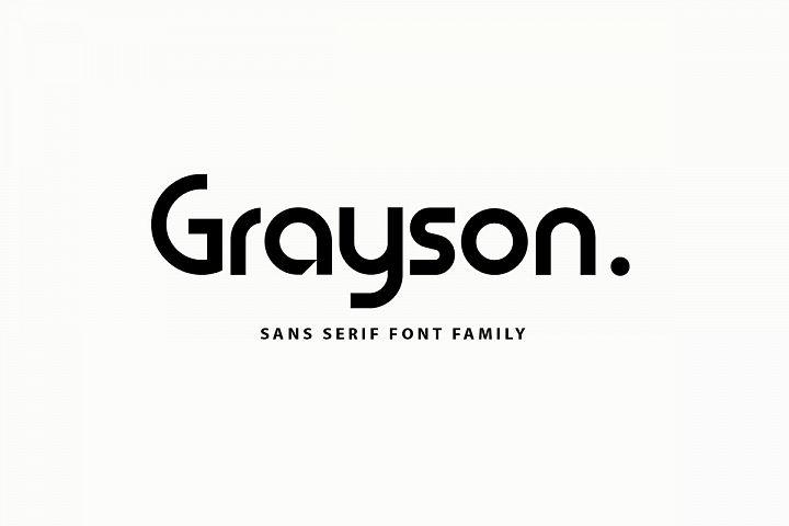 Grayson.