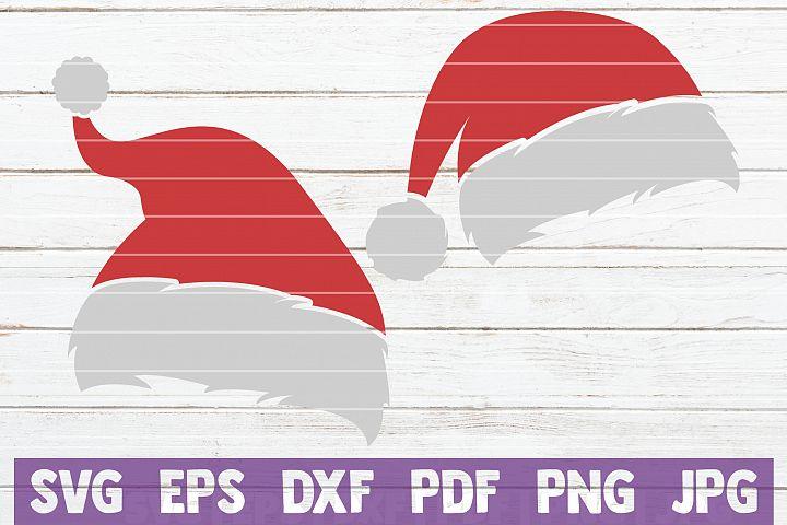 Santa Hat SVG Cut Files