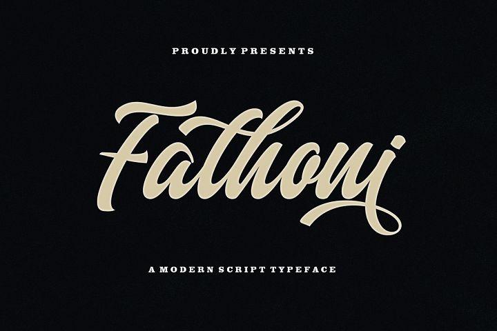Fathoni