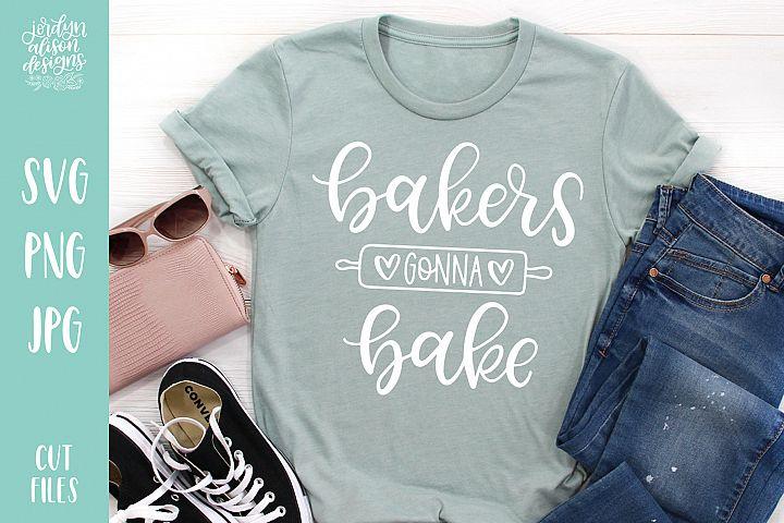 Bakers Gonna Bake, 2 SVG Cut Files