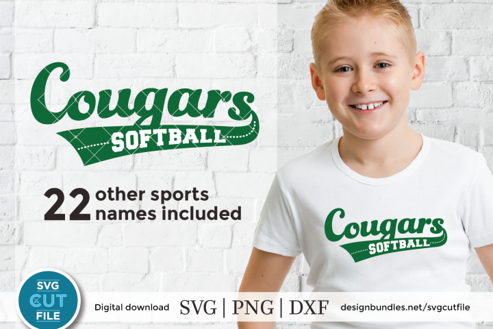 Cougars svg, Cougars svg bundle, Cougar baseball mom svg