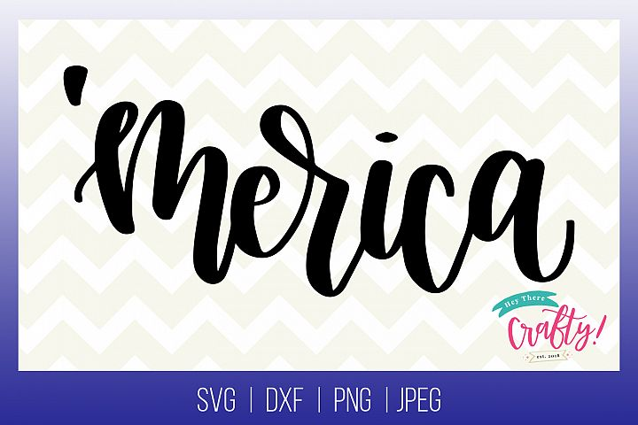 Merica | Digital File