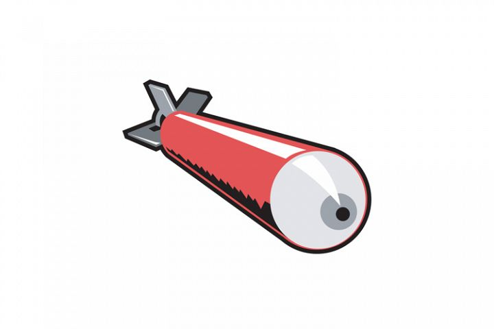 Red Torpedo Retro