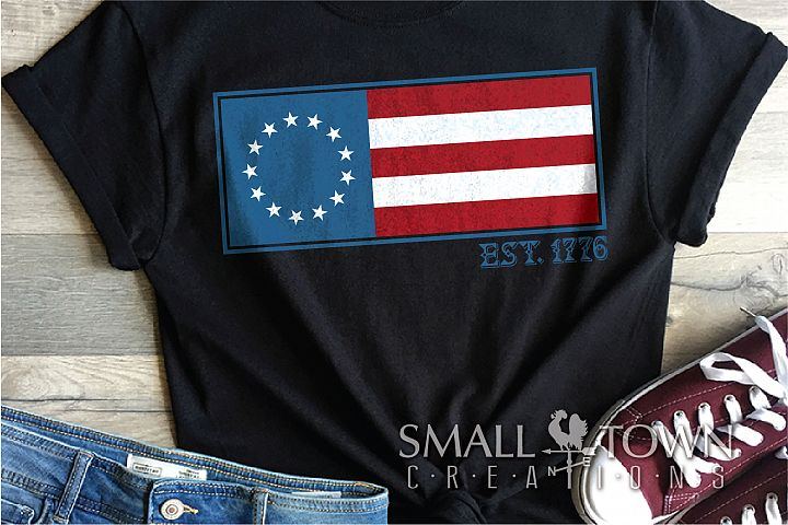 America, Old Glory, USA, American Flag, PRINT, CUT & DESIGN