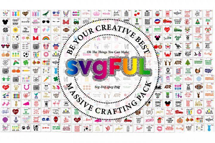 Craft Bundle, Svg Bundle, Clipart Bundle, Printables Bundle,