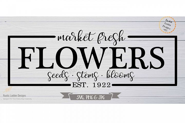 Market Fresh Flowers