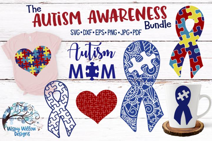 Autism Awareness SVG Bundle   Autism SVG Bundle