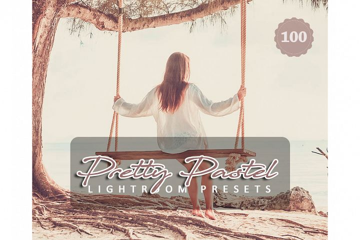 Pretty Pastel Lightroom Presets