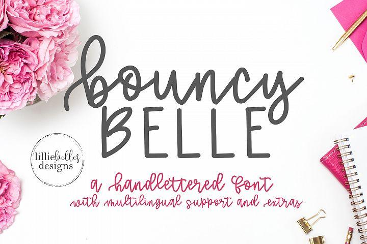 Bouncy Belle