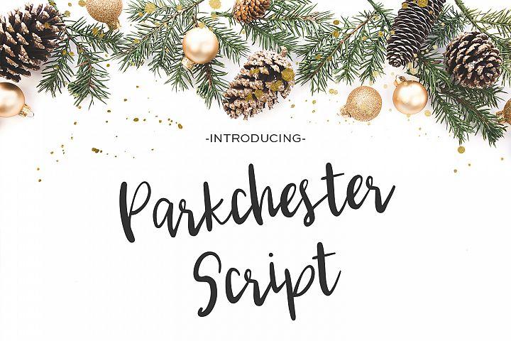 Parkchester Script