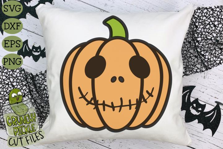 Halloween Jack OLantern SVG 01