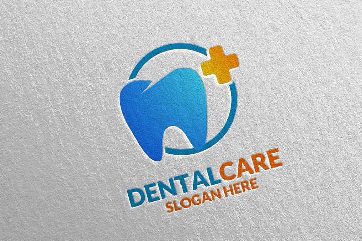 Dental Logo, Dentist Stomatology Logo Design 37