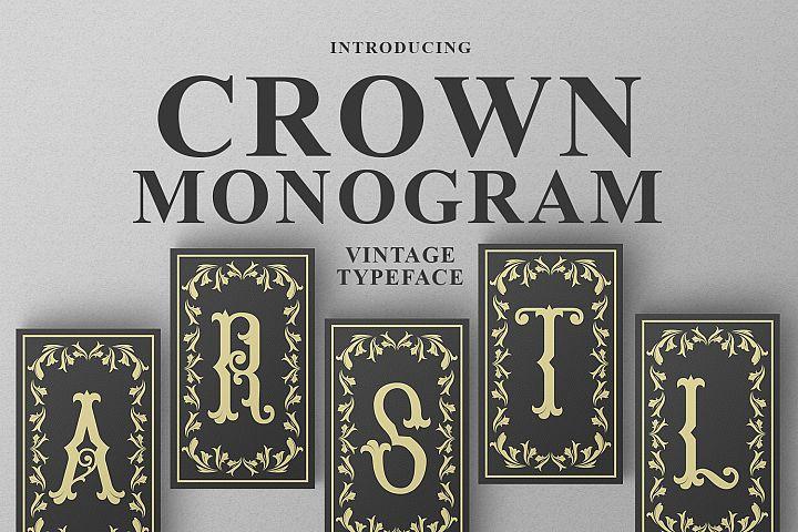 Crown Monogram