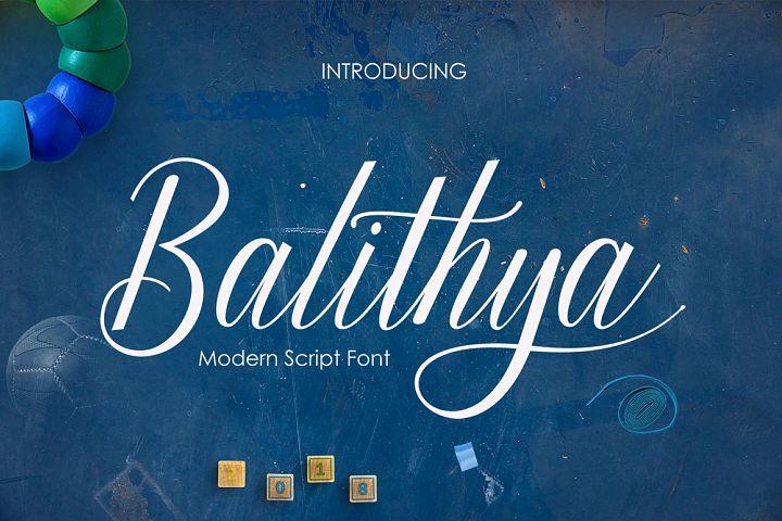 Balithya