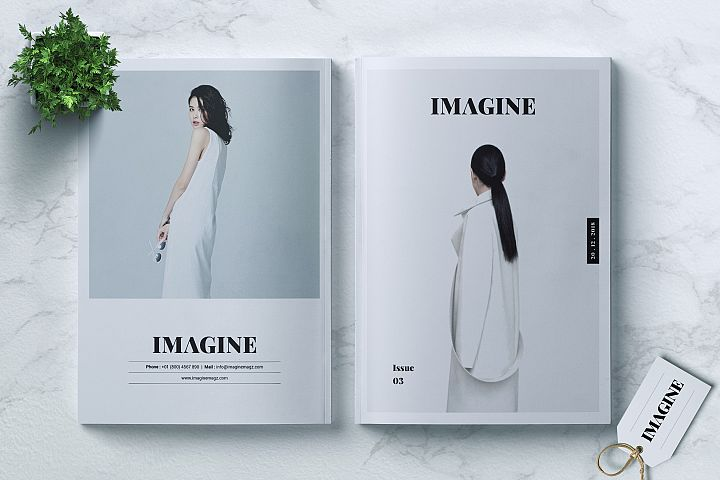 IMAGINE - Fashion Magazine