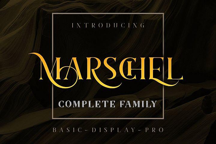 Marschel Complete Family