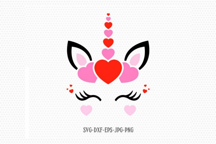 valentines day unicorn svg, unicorn svg