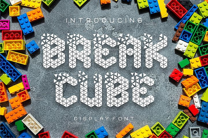 Break Cube