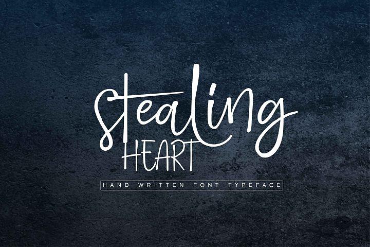 STEALING HEART