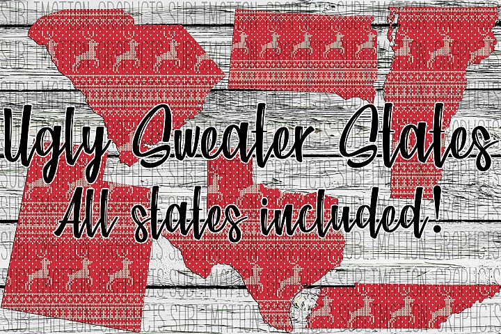 Ugly Sweater State Bundle