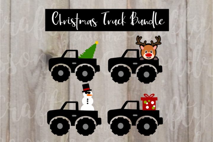 Christmas Truck Bundle