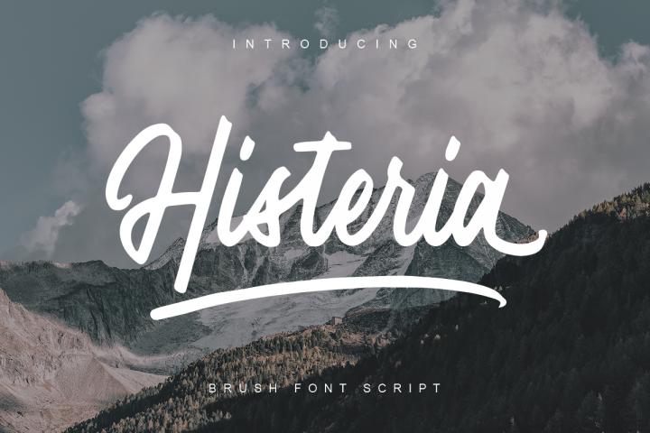 Histeria Script