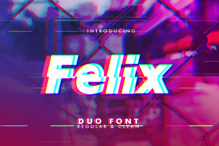 Felix Duo Font