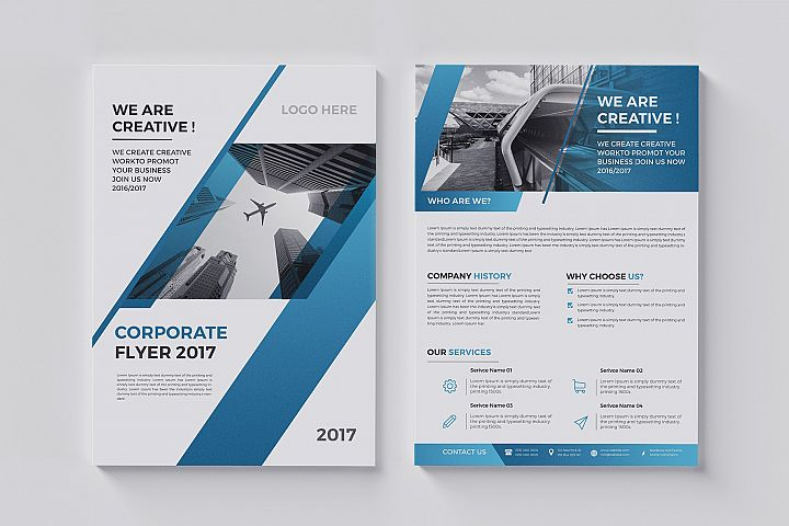 Business Flyer 05
