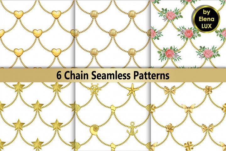 Chain Seamless Set