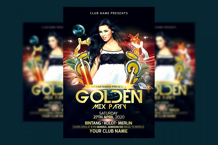 Golden Mix Party