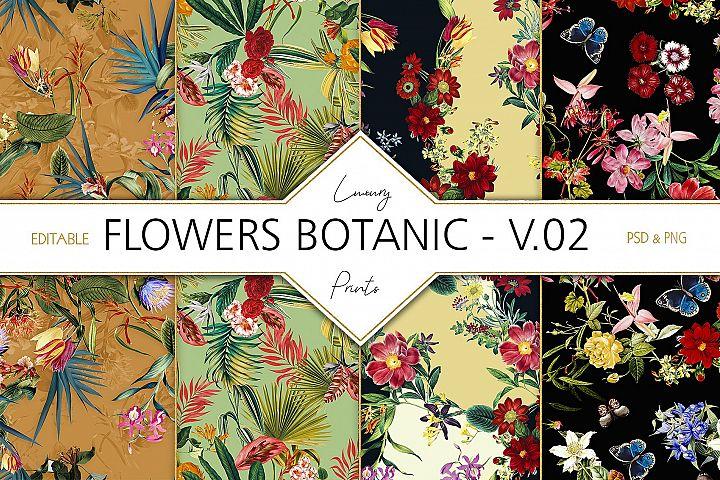 Flowers Botanic V.2