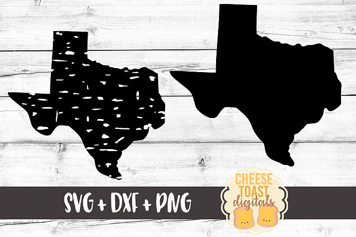 Texas - Distressed SVG - State SVG