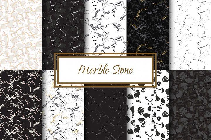 Marble Stone Seamless Patterns
