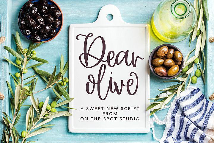 Dear Olive