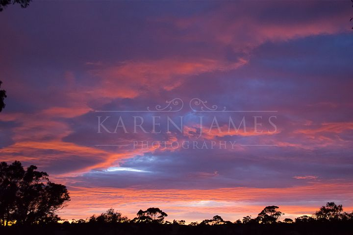 Australian Sunrise Photo