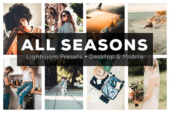 All Seasons - Lightroom Presets
