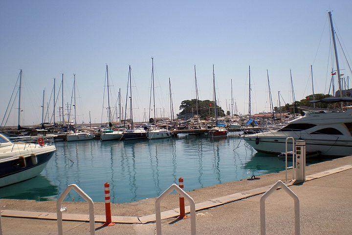 Kemer Yacht Club Turkey, July 2018