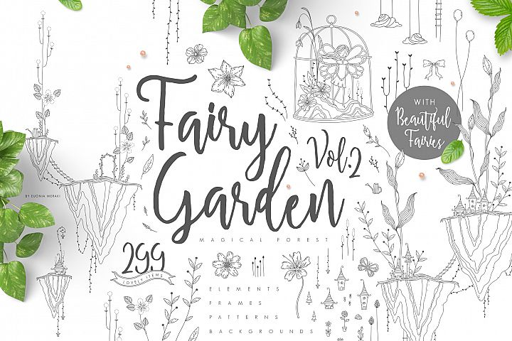 Fairy Garden 2 - Terrarium Kit