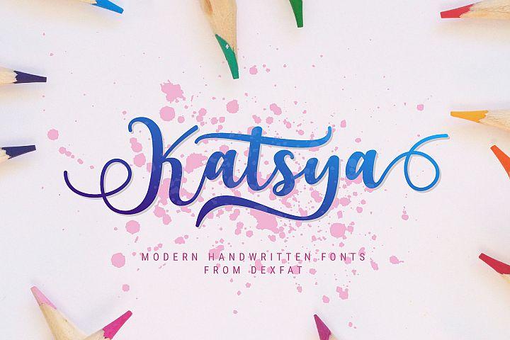 Katsya Script