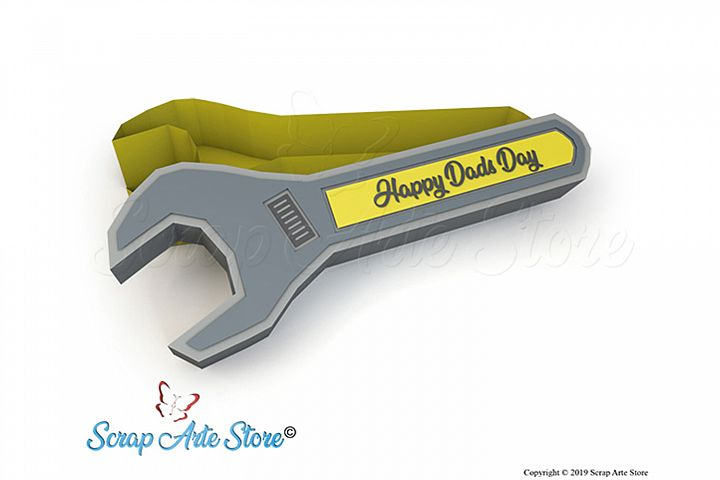 Box wrench fathers day