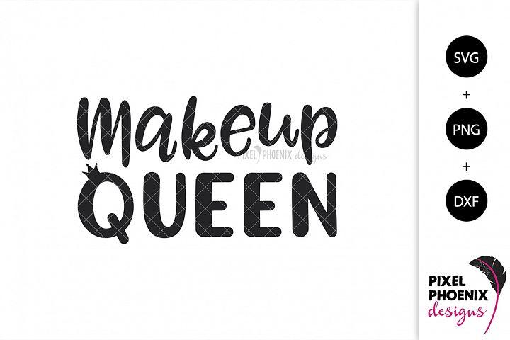 Makeup Queen SVG