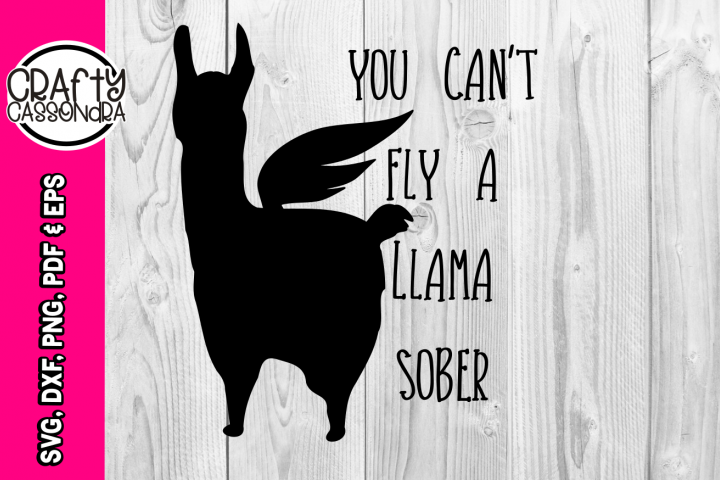 Llama svg - funny svg - adult - kids - quotes and sayings