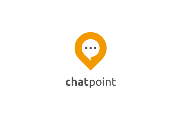 Chat Point Logo