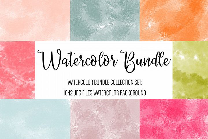 Watercolor Background, Watercolor Texture, Watercolor Papers