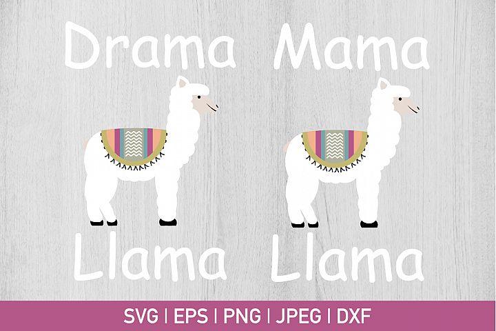 Drama Mama Llama