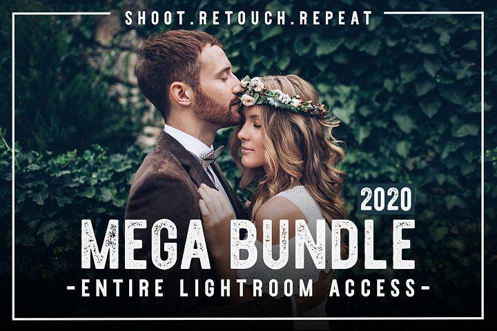 2000 Lightroom & Photoshop Preset Mega Bundle