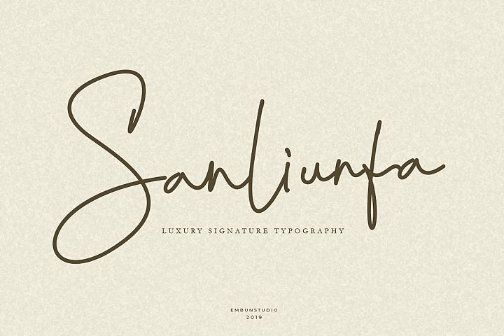 Sanliurfa Stylish Signature