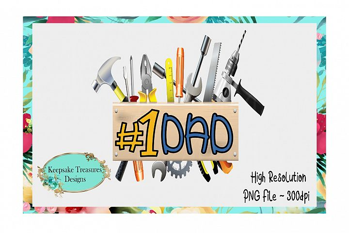 #1 DAD Tool Board