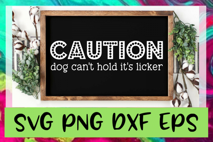 Funny Quote SVG PNG DXF & EPS Design Files