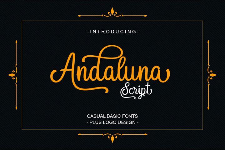 Andaluna Script